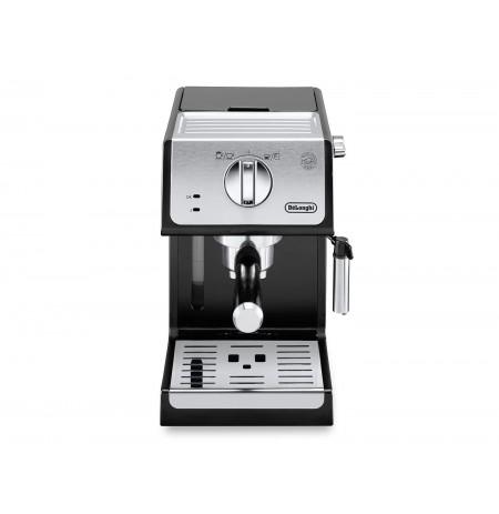 DeLonghi Autentica ECP33.21.BK coffee maker Espresso machine 1.1 L Semi-auto