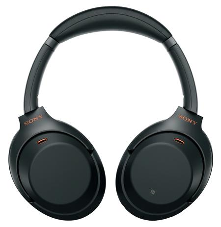 Sony Headphones  WH-1000XM3 Headband/On-Ear, 3.5mm (1/8 inch), Black, Noice canceling, Wireless