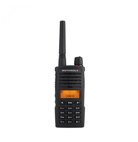 Motorola XT660D, 16 channels shortwave, PRM466, black, IP 55