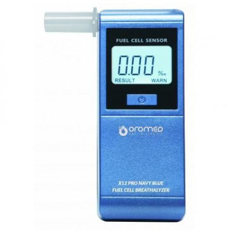 Oromed X12 PRO BLUE alcohol tester