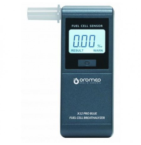 Oromed PRO NAVY BLUE alcohol tester