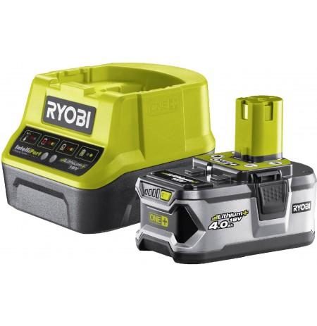 Pakrovėjas su akum. 18V RYOBI RC18120-140