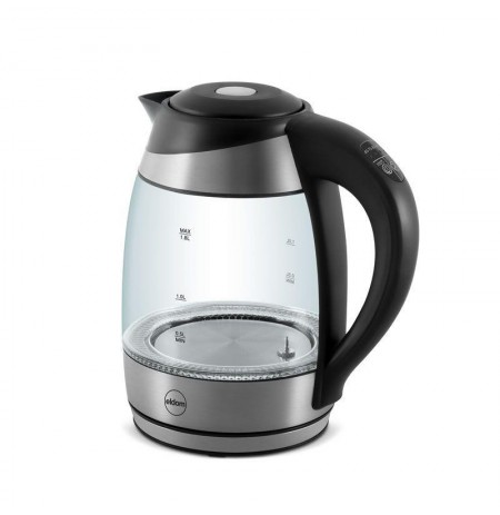 C520 ELDOM, LUX glass kettle, capacity 1.7 l, water temperature control panel, 2200 W