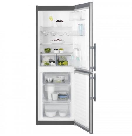 Electrolux LNT3LE31X1 fridge-freezer Freestanding Grey 303 L A++