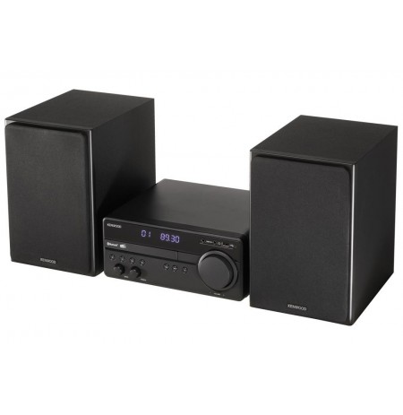 Kenwood M-819DAB Home audio micro system Black 100 W