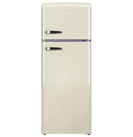 Amica VD 1442 AM fridge-freezer Freestanding Beige 213 L A++