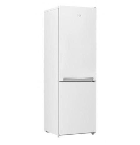 Beko RCSA270K30WN fridge-freezer Freestanding White 262 L A+