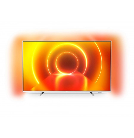"Philips 65PUS7855/12 TV 165.1 cm (65"") 4K Ultra HD Smart TV Wi-Fi Silver"