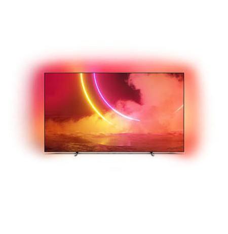 Televizorius PHILIPS OLED 65OLED805/12