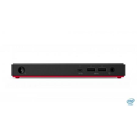 Lenovo ThinkCentre M90n-1 Nano 8th gen Intel® Core™ i5 i5-8265U 8 GB DDR4-SDRAM 256 GB SSD mini PC Black Windows 10 Pro