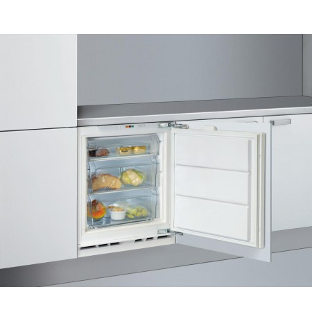 Whirlpool AFB 8281 freezer Built-in Upright 91 L A+