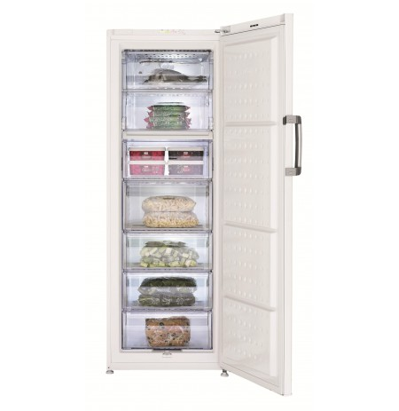Beko FS127330N freezer Freestanding Upright White 237 L A+