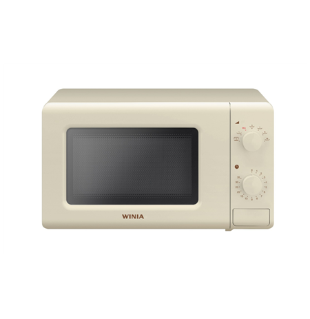 Winia Microwave oven KOR-7717CW Free standing, 700 W, Beige