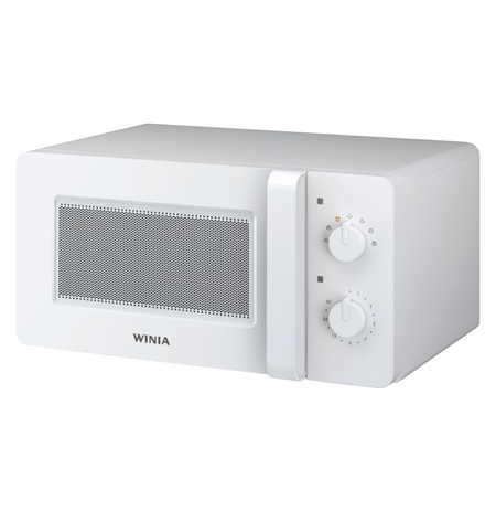 Winia Microwave oven KOR-5A67WW Free standing, 500 W, White
