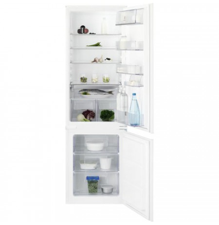 Electrolux ENN2821AJW fridge-freezer Built-in White 268 L A+