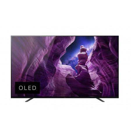 """Sony KD-55A8 139.7 cm (55"""") 4K Ultra HD Smart TV Wi-Fi Black"""