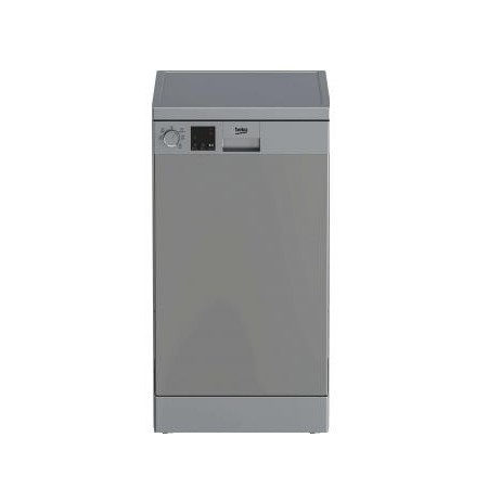 Beko DVS05024S dishwasher Freestanding 10 place settings A++