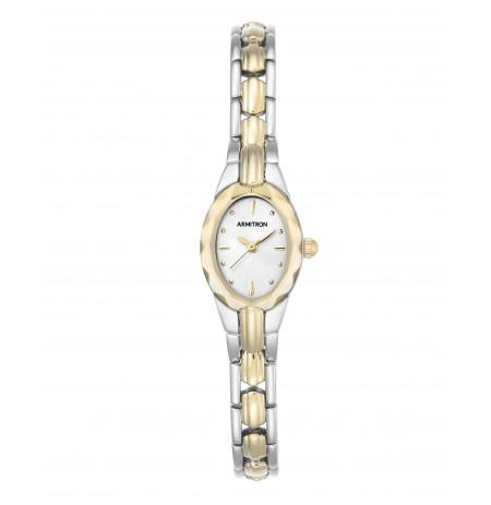 Moteriškas laikrodis Armitron 75/3313SVTT
