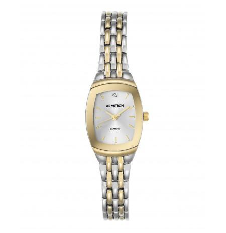 Moteriškas laikrodis Armitron 75/5195SVTT