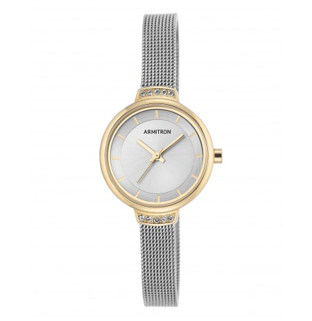 Moteriškas laikrodis Armitron 75/5476SVTT