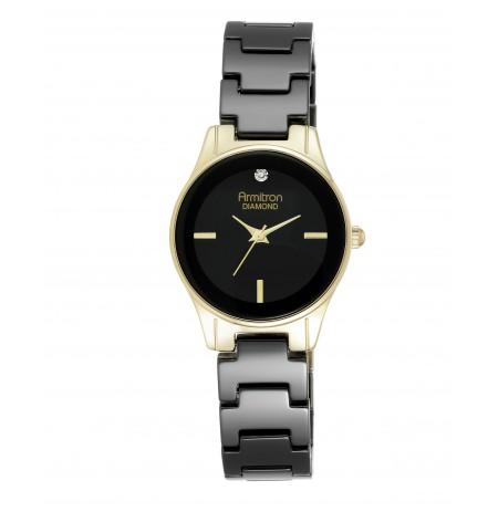 Moteriškas laikrodis Armitron 75/5348BKGP
