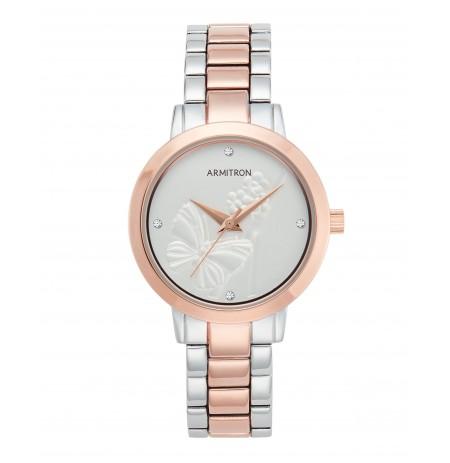 Moteriškas laikrodis Armitron 75/5510SVTR
