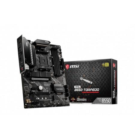 MSI MAG B550 TORPEDO motherboard AMD B550 Socket AM4 ATX