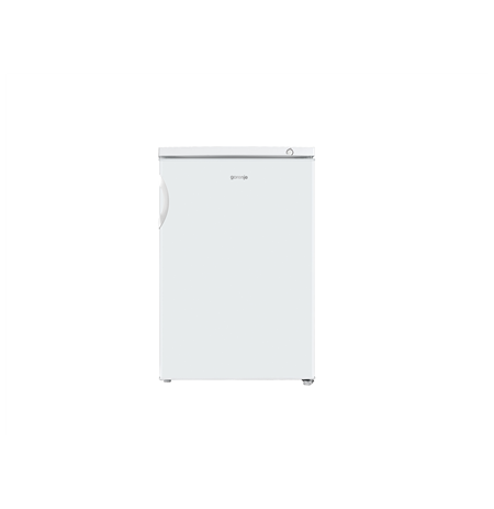 Gorenje Freezer F492PW A++, Upright, Free standing, Height 84.5 cm, Total net capacity 81 L, White