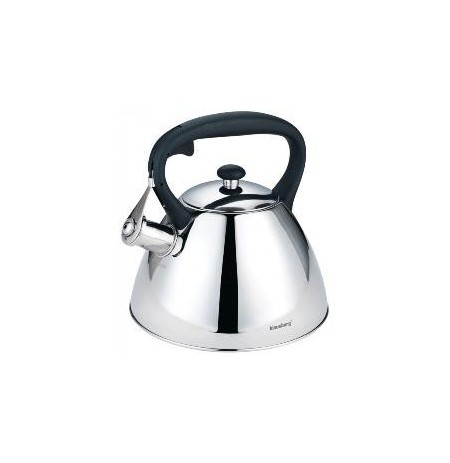 PROMIS TMC19 Kettle 3.0 l, AMADEO, silver, black handle