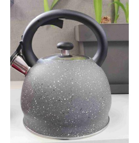 Promis TMC11ML Kettle 2.0 l, MATEO, gray marble