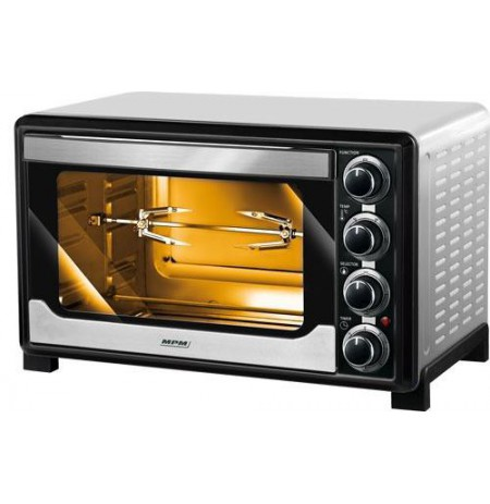 MPM MPE-06/T Electric 32 L 1600 W Black, Stainless steel