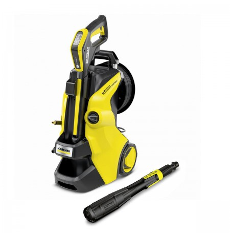 Kärcher K 5 PREMIUM SMART CONTROL pressure washer Upright Electric 500 l/h Black, Yellow