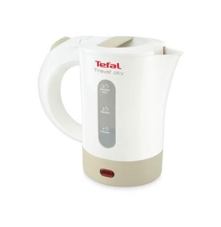 Tefal Travel/City KO120130 electric kettle 0.5 L 650 W White