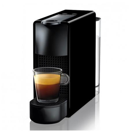 NESPRESSO Coffee maker Essenza Mini Pump pressure 19 bar, Capsule coffee machine, 1200 W, Black