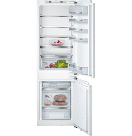 Bosch Serie 6 KIS86AFE0 fridge-freezer Built-in 266 L E
