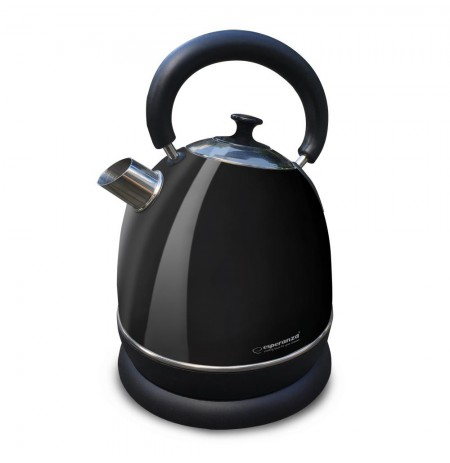 Esperanza EKK033K Electric kettle 1.8 L 2200 W Black