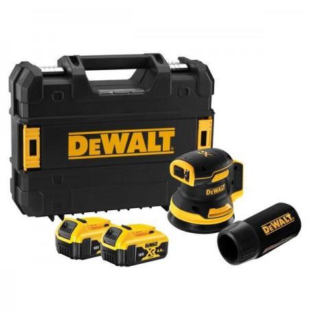 Šlifuoklispoliruoklis DEWALT 18V DCW210P2-QW