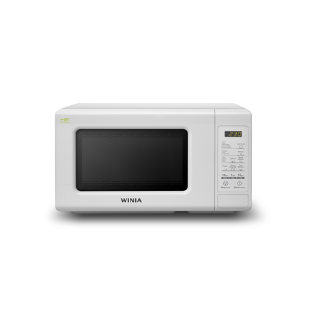 Winia Microwave oven with Grill KQG-664BBW Free standing, 700 W, Grill, White