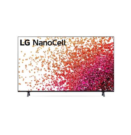 "LG 50NANO753PA  50"" (127 cm), Smart TV, WebOS, 4K UHD Nanocell, 3840 x 2160, Wi-Fi, DVB-T/T2/C/S/S2, Dark gray"
