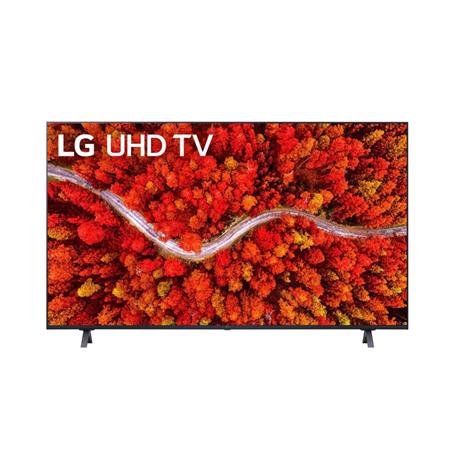 """LG 55UP80003LA 55"""" (139 cm), Smart TV, WebOS, 4K UHD, 3840 x 2160, Wi-Fi, DVB-T/T2/C/S/S2, Dark grey"""