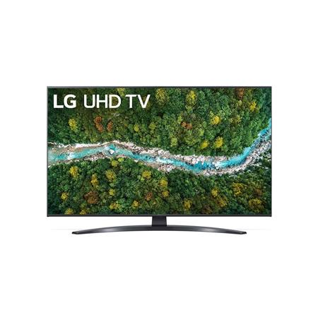 "LG 43UP78003LB 43"" (109 cm), Smart TV, WebOS, 4K UHD, 3840 x 2160, Wi-Fi, DVB-T/T2/C/S/S2, Black"