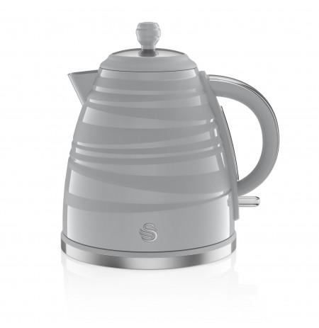 Swan SK31050GRN electric kettle 1.7 L 3000 W Grey
