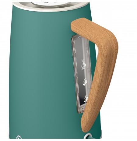 Swan SK14610GREN electric kettle 1.7 L 3000 W Green