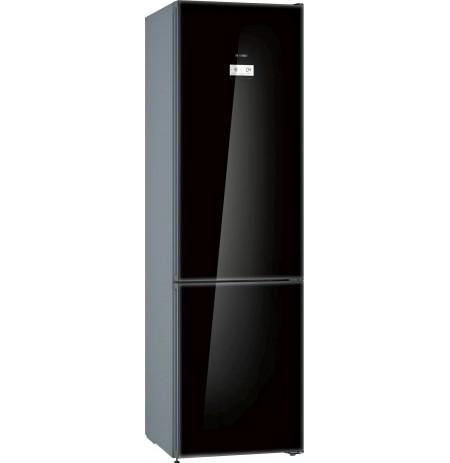 Bosch KGN39LBE5 fridge-freezer Freestanding 366 L A++ Black