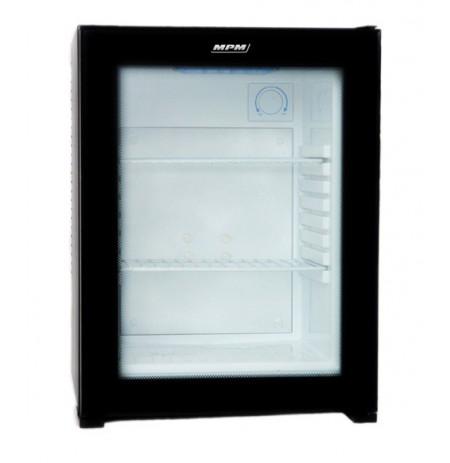 MPM-35-MBV-07 Minibar refrigerator Freestanding Black