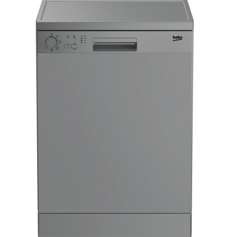 Beko DFN05321S dishwasher Freestanding 13 place settings E