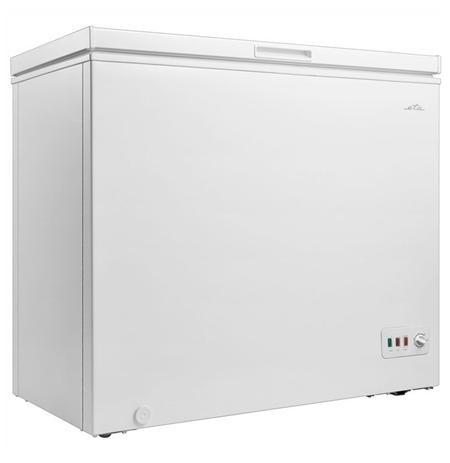 ETA Freezer ETA337690000D Energy efficiency class D, Chest, Free standing, Height 85 cm, Total net capacity 200 L, White