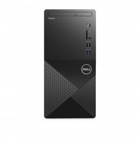 DELL Vostro 3888 DDR4-SDRAM i3-10100 Mini Tower 10th gen Intel® Core™ i3 8 GB 256 GB SSD Windows 10 Pro PC Black