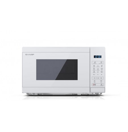 Sharp YC-MG02E-C microwave Countertop Combination microwave 20 L 800 W White