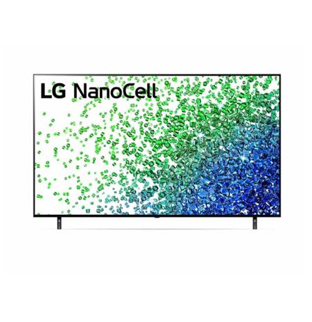 "LG 75NANO803PA 75"" (190 cm), Smart TV, WebOS, 4K UHD Nanocell, 3840 x 2160, Wi-Fi, DVB-T/T2/C/S/S2, Black"